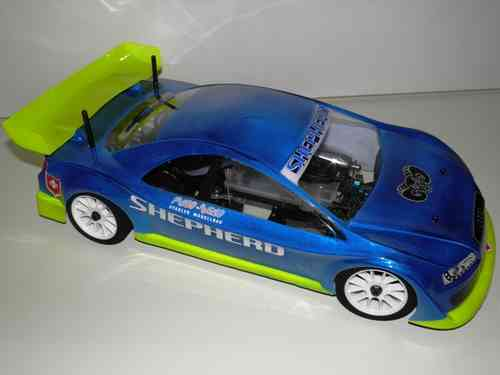 "Velox  V10 ""eleven"" 1/10 scale touring car kit"